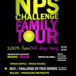 AFFICHE - NPS CHALLENGE FAMILY TOUR
