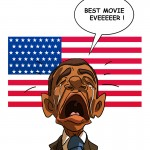 Barack Obama a vu le majordome