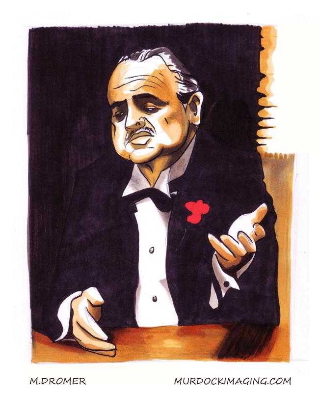 Marlon Brando - Vitto Corleone