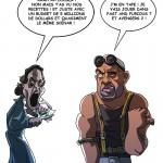 Riddick fait la tronche 1