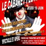 Affiche Cabaret festif 01