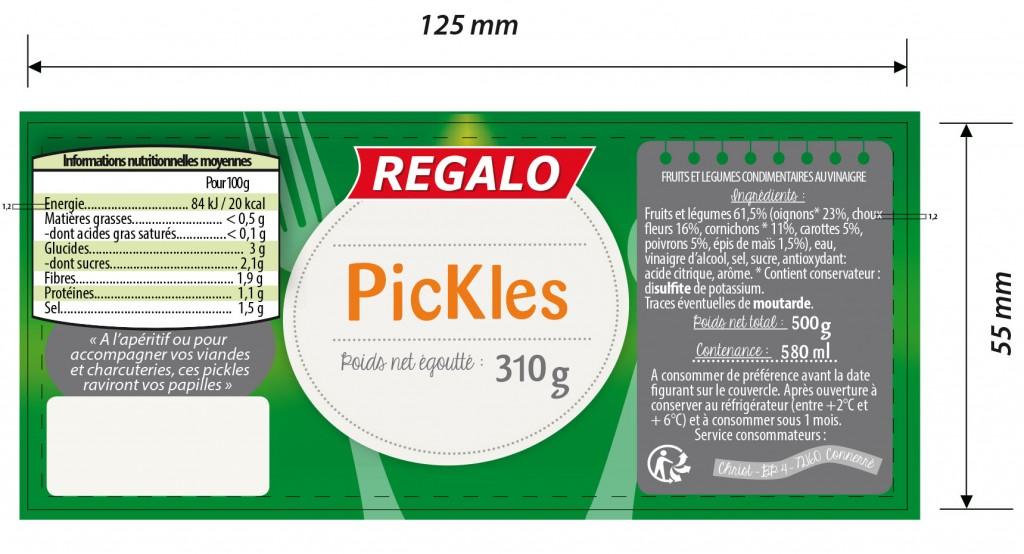 Pickles New - V5