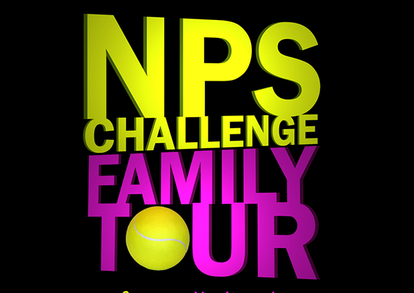 AFFICHE - NPS CHALLENGE FAMILY TOUR - miniature