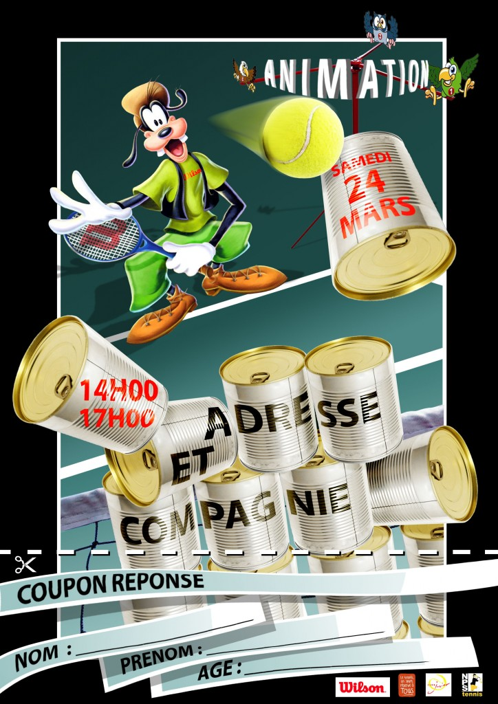 FLYER - ADRESSE ET COMPAGNIE - 24 mars